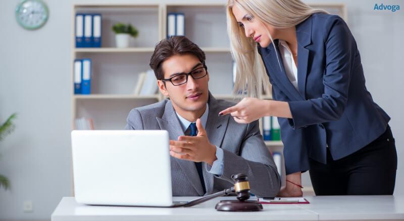 Seja um Advogado Online - Advoga